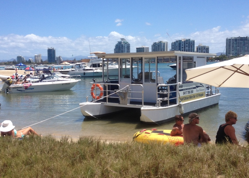 Gold Coast Party Boats Hire
