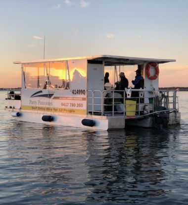 Ultimate Broadwater Cruise